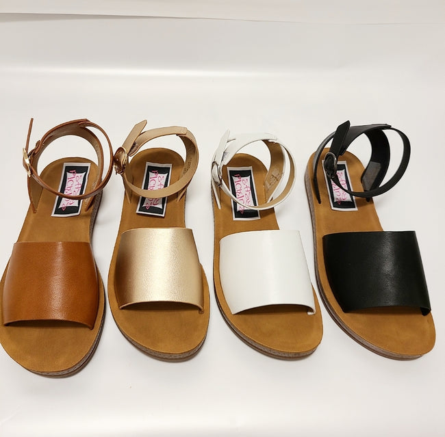 [prodcut_type] - Show your Pedi Open Toe Sandals - Easy Pickins