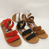 [prodcut_type] - A Walk on the Sun Elastic Banded Sandals - Easy Pickins