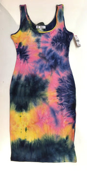 Womens Tie Dye dress