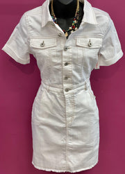 Womens Denim Dress