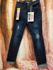 Womens jean with rips WAX