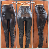 [prodcut_type] - Jolie Leather Pant - Easy Pickins