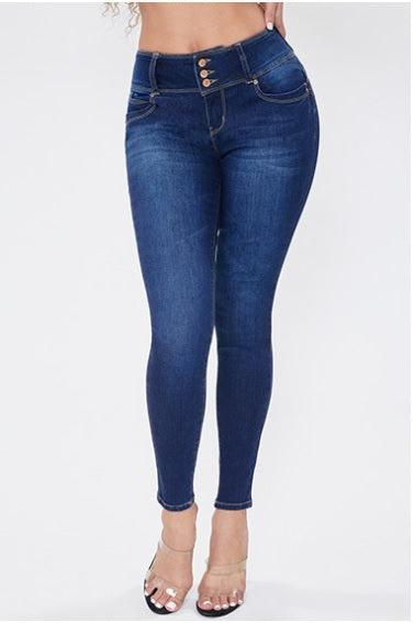 [prodcut_type] - Claudia Basic YMI Skinny Jean - Easy Pickins