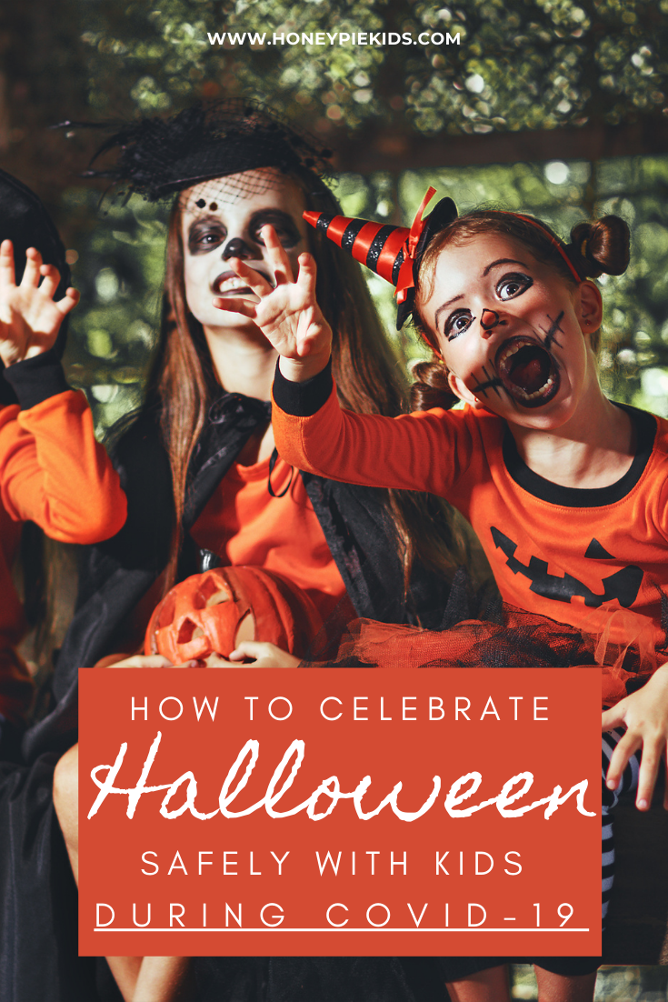 How to Celebrate Halloween Safely With Kids  During Covid-19