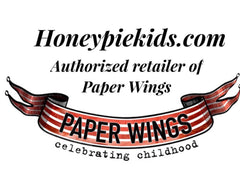 Text - Paper Wings - Authorized Retailer