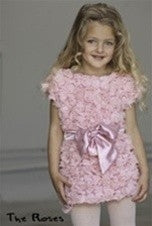 Le Pink The Roses Dress | Honeypiekids