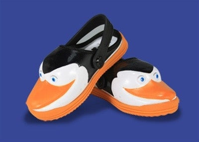 Penguins of Madagascar Weboo sandals - Honeypiekids.com