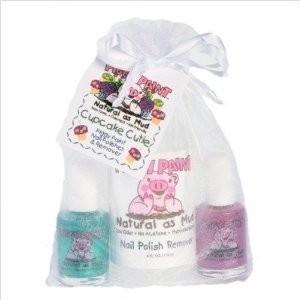 Honeypiekids | Piggy Paint Cupcake Cutie polish set