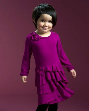 Sierra Julian Bargia fuschia Dress
