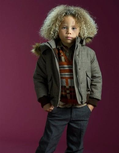 Honeypiekids | Sierra Julian boys Beso caramel Coat