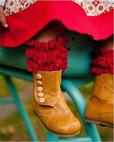 Honeypiekids | Dreamspun Lace Boot Toppers