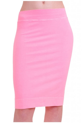 Honeypiekids | Hardtail Forever Kids Skinny Knee Skirt in Neon