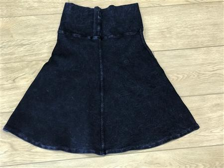 Honeypiekids | Hardtail Forever KIDS A LINE ROLL DOWN SKIRT