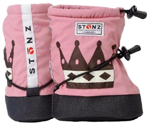 Honeypiekids | Pink Crown Stonz boots