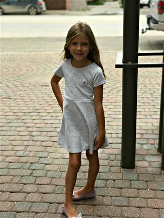 Honeypiekids | 3POMMES THE FIRST SNOW SILVER SLEEVELESS DRESS AND BLAZER SET