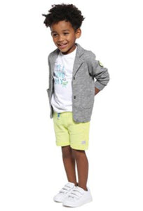 3Pommes City Rock Boys Blazer | Honeypiekids