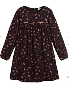 honeypiekids | 3Pommes Black & Rose Gold Dress