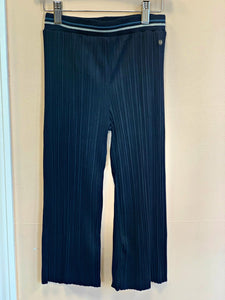 honeypiekids | 3Pommes Girls Navy Pleated Pants