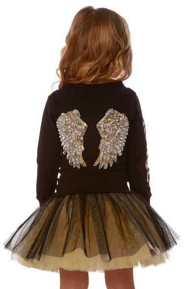 Honeypiekids | Ooh La La Couture Wings Tutu Dress