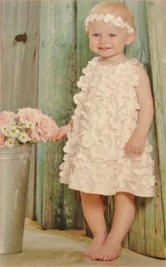 Biscotti Flower Spring Dress - Honeypiekids