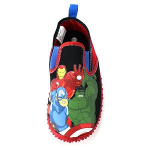 honeypiekids | Avengers Boys Red Aqua Socks Water Shoes