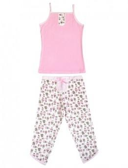 BlueBelle 2 Piece Ice Cream Pajamas - Honeypiekids
