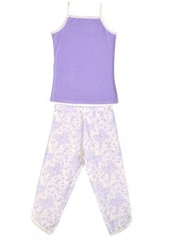 BlueBelle 2 Piece Lilac Butterfly Pajamas - Honeypiekids