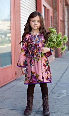 Cupcakes and Pastries Boho Tunic Dress - Honeypiekids