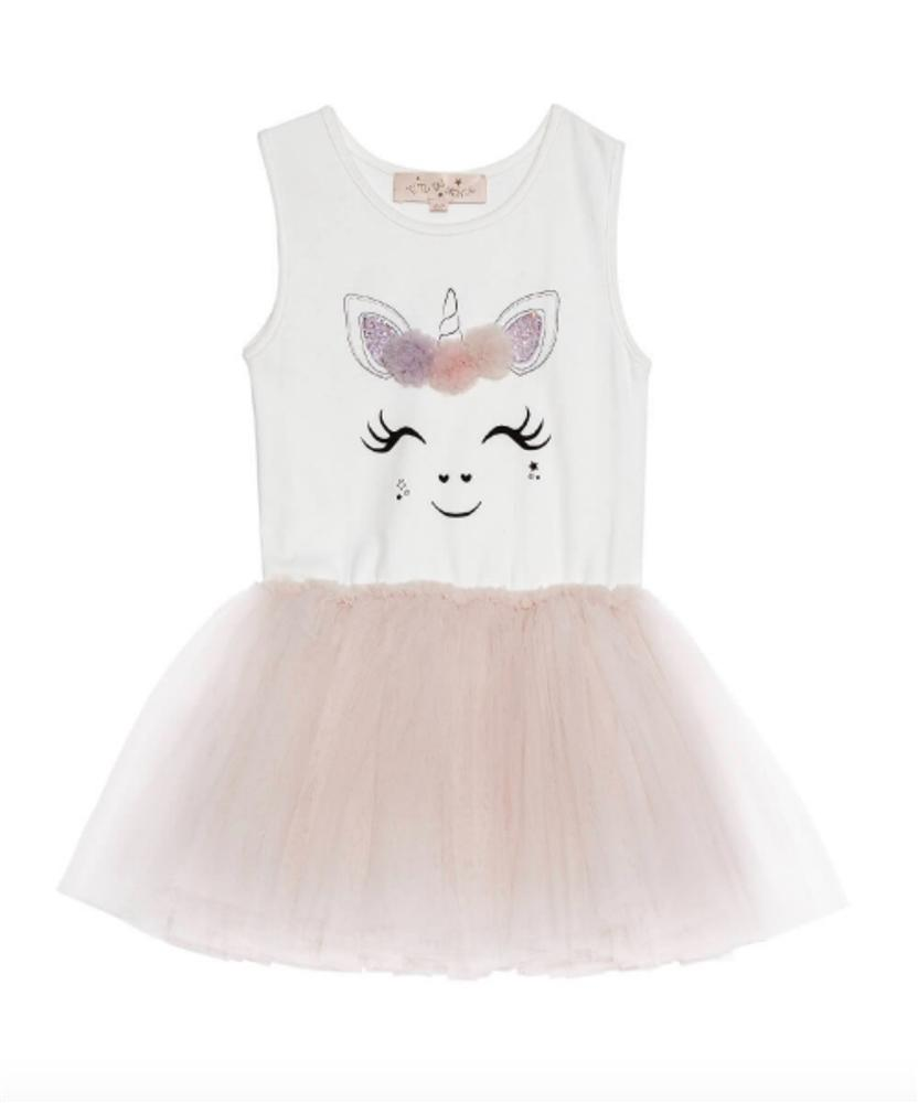 Tutu Du Monde Gracie Unicorn Dress | Honeypiekids