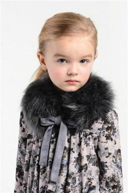 Imoga Faux Fur Collars in 4 Different colors to choose from - Honeypiekids.com