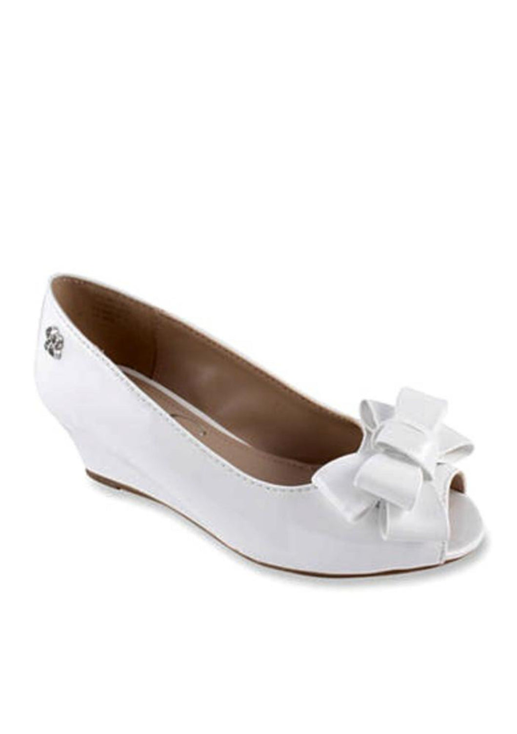 Jessica Simpson White Gayla Shoes | Honeypiekids