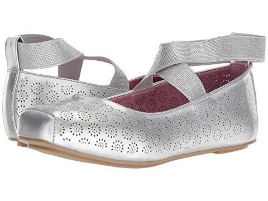 Jessica Simpson Madora Shoes in Silver - Honeypiekids.com