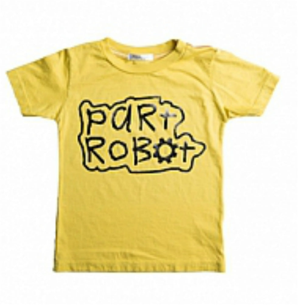 Joah Love Boys Part Robot Tee - Honeypiekids.com