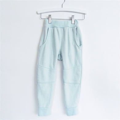 Kira Kids mint jogger pants - Honeypiekids.com