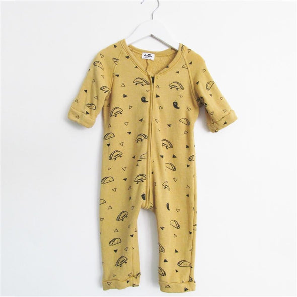 Honeypiekids | Kira Kids Taco Infant Romper