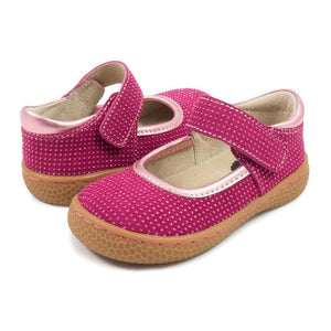 Livie & Luca Gemma Shoes in fuchsia | Honeypiekids