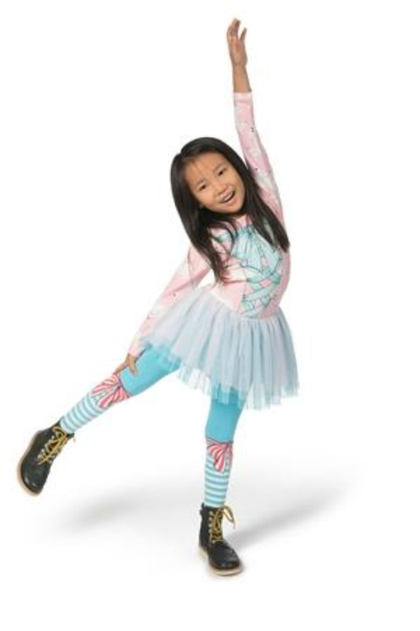 Honeypiekids | Paper Wings Almost Real Tutu Dress