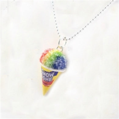 Tiny Hands Scented Snow Cone Necklace