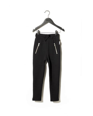 Someday Soon Boys Anton Sweatpants in Black | Honeypiekids