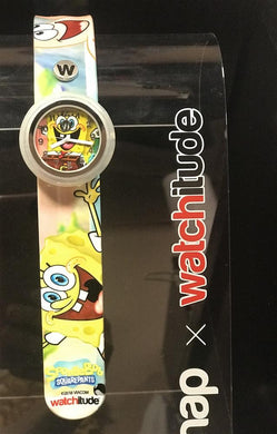 Spongebob and Patrick Watchitude Watch