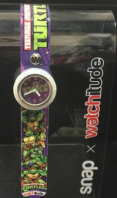 Teenage Mutant Turtle Watchitude Watch