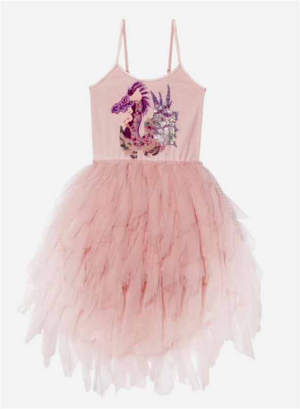 Honeypiekids | Tutu Du Monde Splashing Sea Dragon Tutu Dress