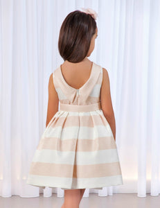 honeypiekids | Abel & Lula Girls Striped Dress