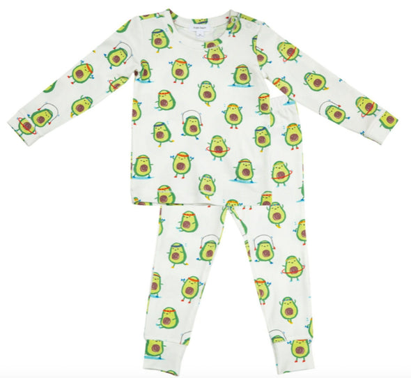 Honeypiekids | Angel Dear Avo-Cize Lounge Wear Set