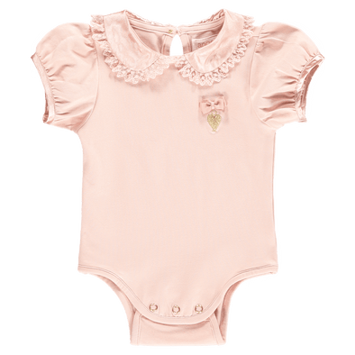 Honeypiekids | Angel's Face Infant Girls Olivia Babygrow (2 Color Choices)