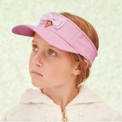 Honeypiekids | Angel's Face Venus Visor In 2 Color Choices
