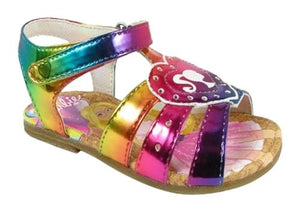 honeypiekids | Barbie Rainbow Sandals