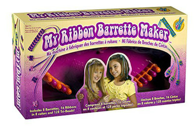 Honeypiekids | Choose Friendship My Ribbon Barrette Maker Craft Kit