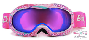 honeypiekids | Bling 2o Girls Swirls Of Taffy Ski and Snow Mask.