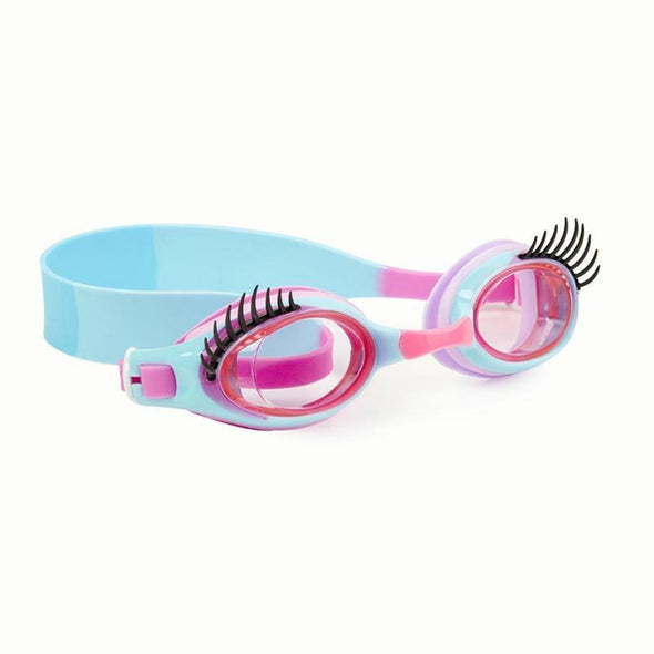 Honeypiekids | Bling 2o Two Tone Glam Lash Swim Goggles in 2 different color choices